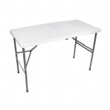 4 Foot Heavy Duty Trestle Table (Fold in Half) 120x59cm